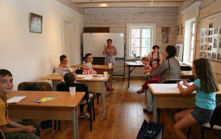 Karaim - teaching